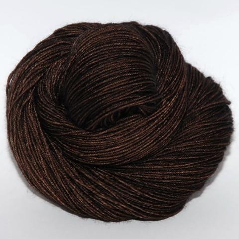 Turkish Coffee - Indulgence Lace - Dyed Stock