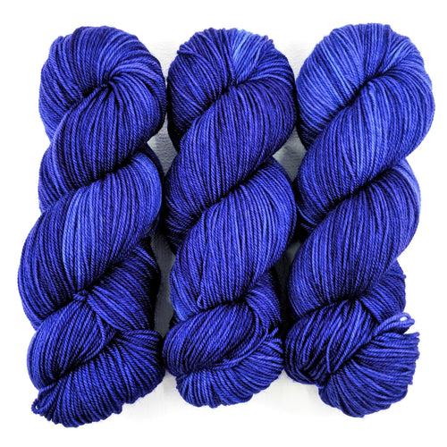 Ultra Violet in Fingering / Sock Weight