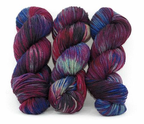 Where No One Has Gone Before-Lascaux Worsted - Dyed Stock
