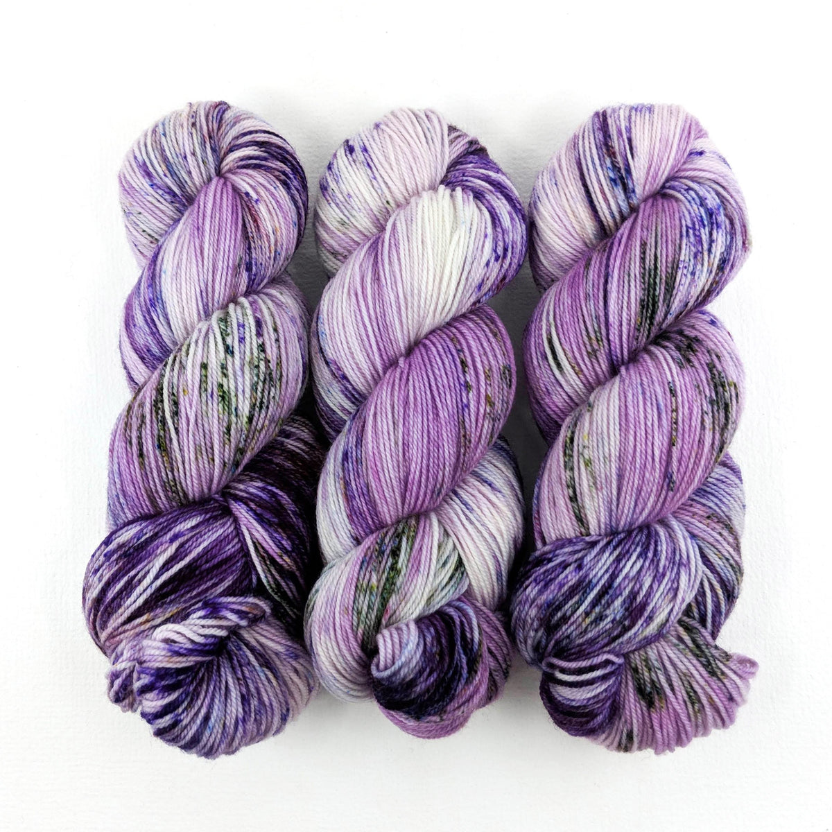 Wild Orchid - Revival Fingering - Dyed Stock