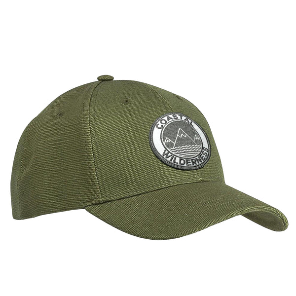 Coastal Hemp Baseball Cap - Coastal Wilderness