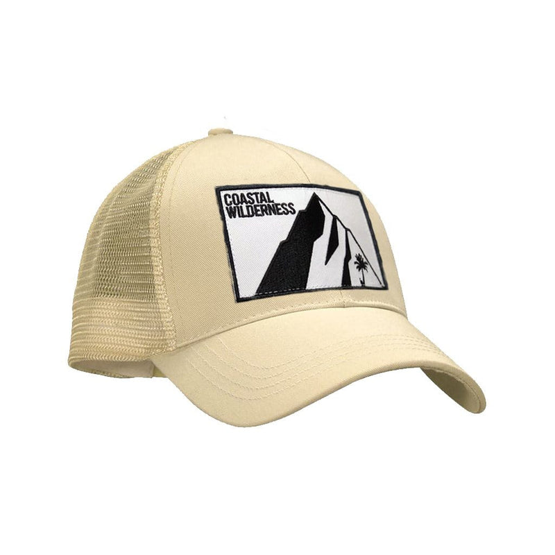 Eco Trucker Organic Recycled Hat - Coastal Wilderness