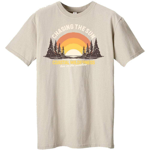 Sun Chaser Tee - Coastal Wilderness