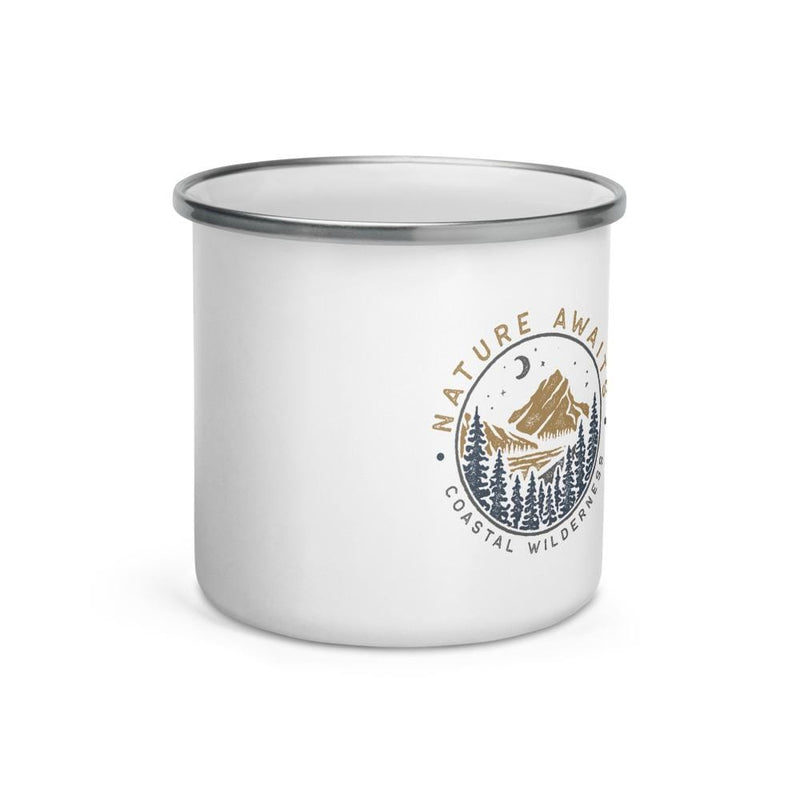 Camper Mug - Coastal Wilderness