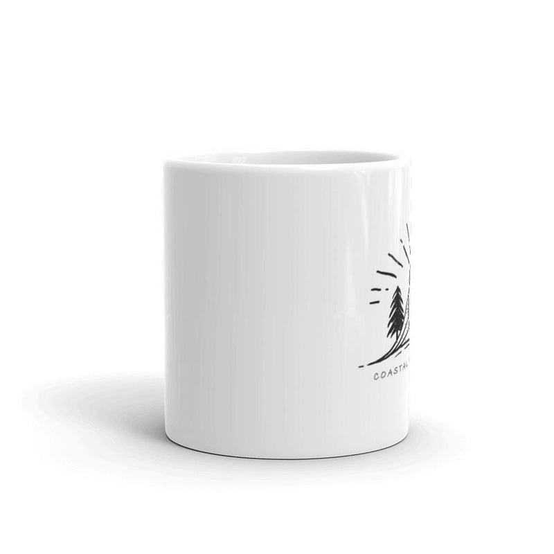 Coastal Mornings Mug - Coastal Wilderness