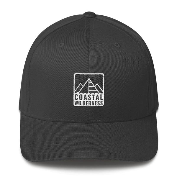 Mountain To The Sea Structured Twill Cap - Coastal Wilderness