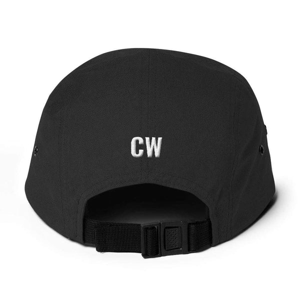 Mountain Wave Five Panel Cap - Coastal Wilderness