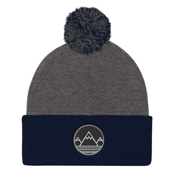 Coastal Mountain Knit Cap - Coastal Wilderness