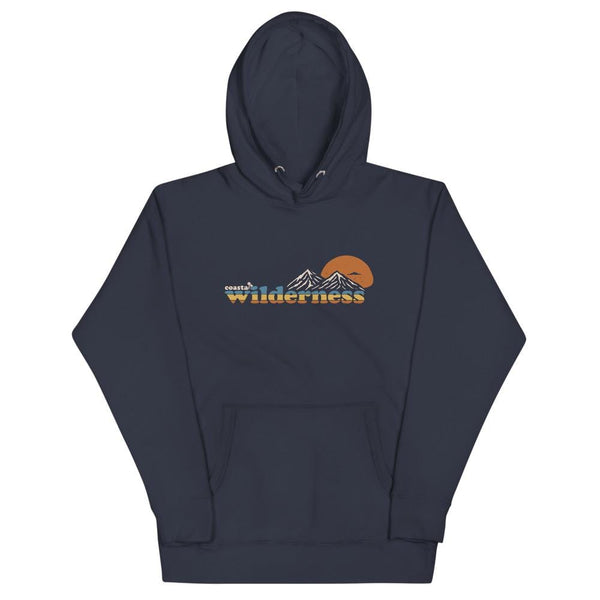 Sunset Hoodie - Coastal Wilderness