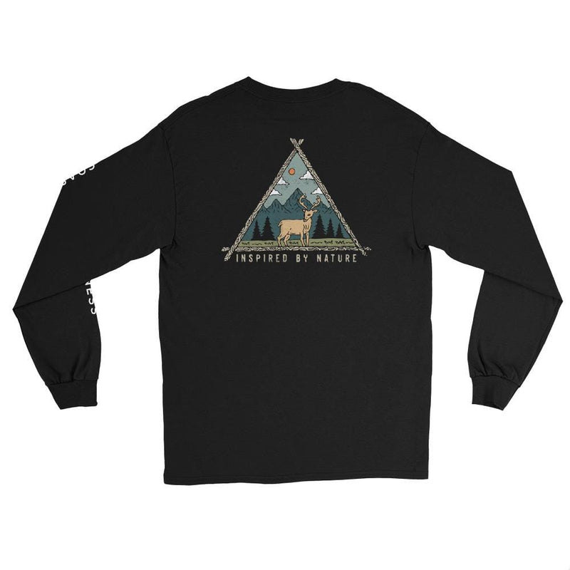 Nature Inspired Long Sleeve - Coastal Wilderness