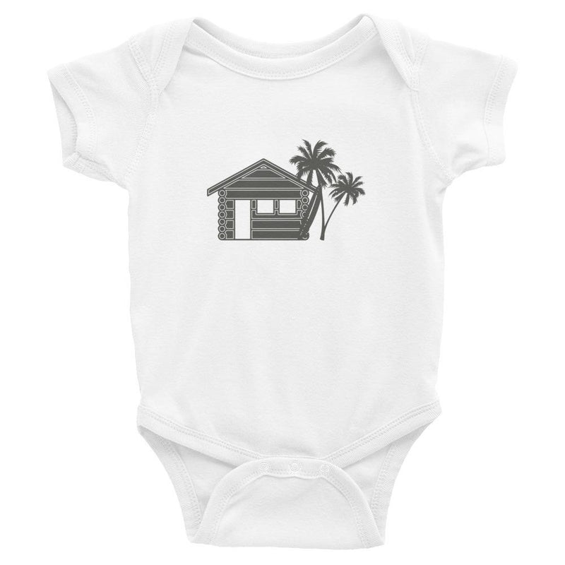 Infant Bodysuit - Coastal Wilderness