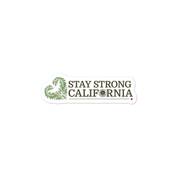 Stay Strong California - Coastal Wilderness