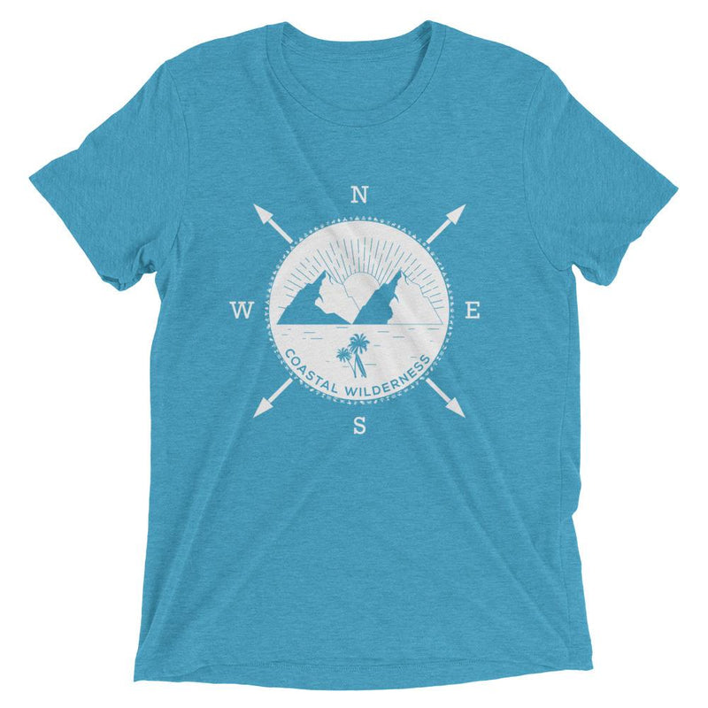Navigate t-shirt - Coastal Wilderness