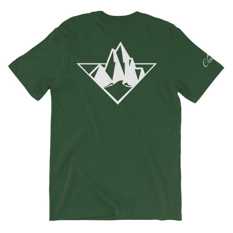 Coastal Vertical Tee - Coastal Wilderness