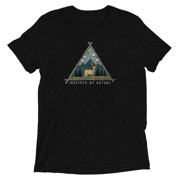 Nature Inspired Tee - Coastal Wilderness