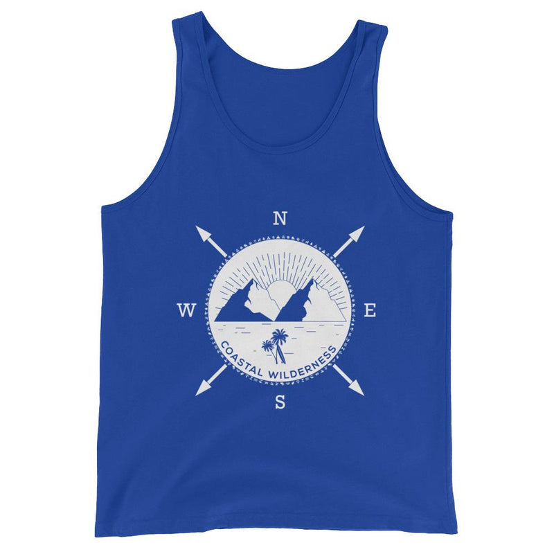 Navigate Tank Top - Coastal Wilderness