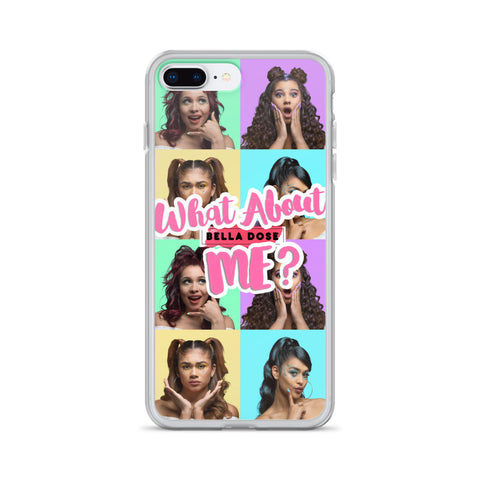 Image of What About Me iPhone Case