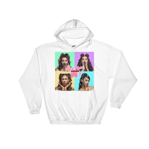 Image of What About Me Hoodie