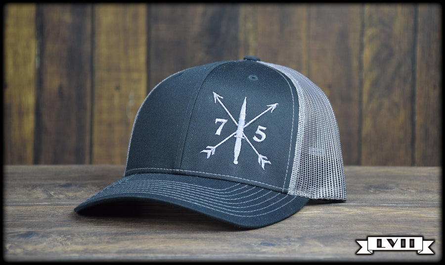 Battalion Cross Snap-Back