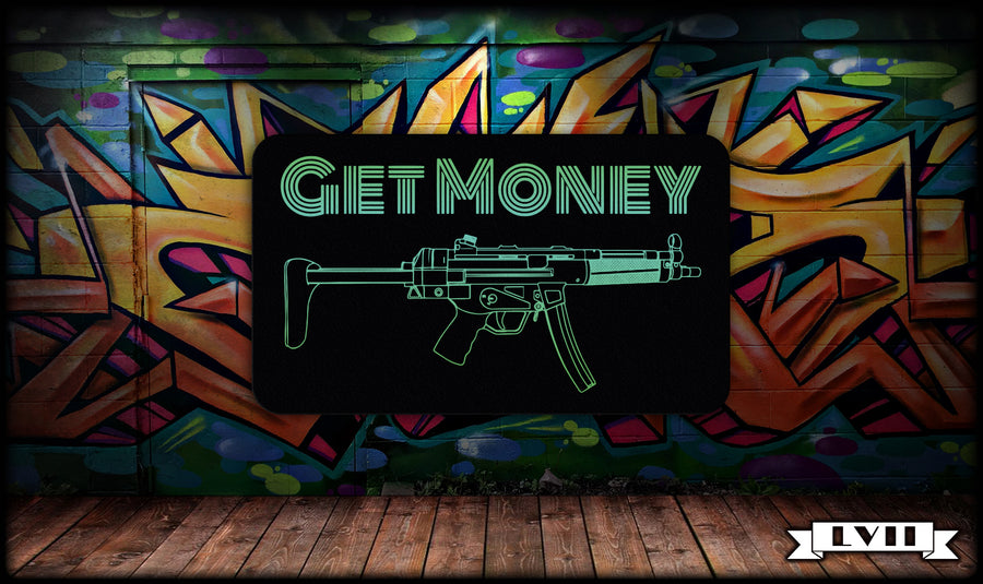 Get Money Sticker