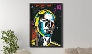 Silver Surfer Canvas