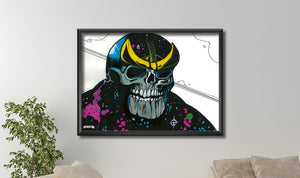 Thanos Deep Space Canvas