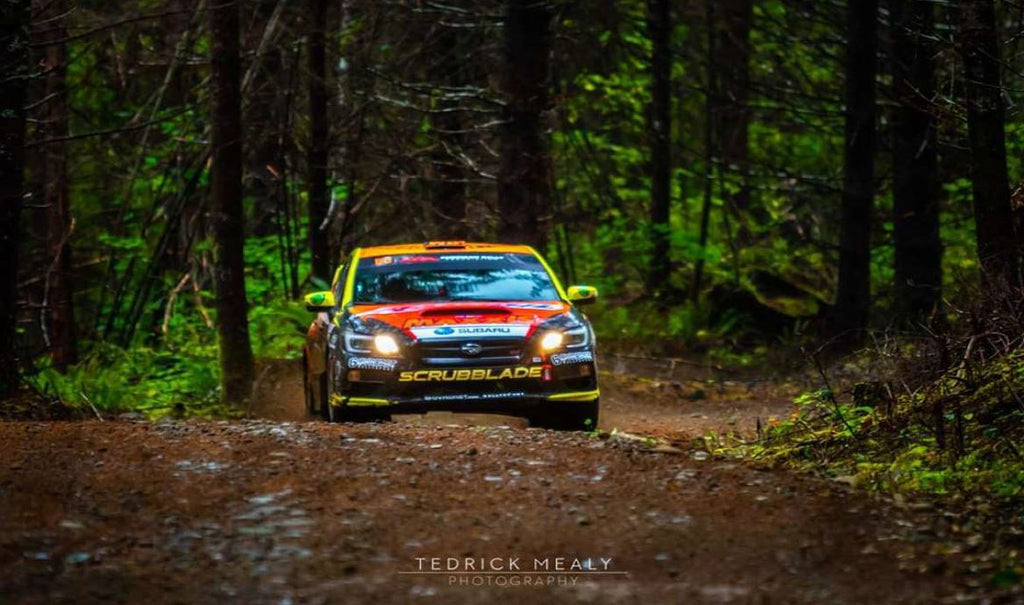 Seehorn Rally Team Wins Second Championship in a Row!