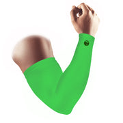 High Compression Arm Sleeves Pair Green