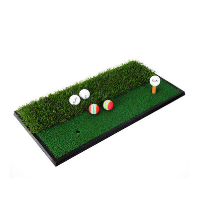 Tigerline Dual-Turf Hitting Mat