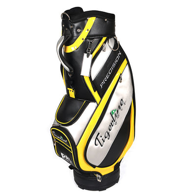 Precision Cart Bag Yellow