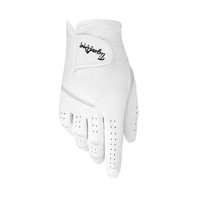 All Weather Super Soft Left Handed Golfer Glove White