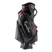 Precision X Carbon Edition Midsize Staff Cart Bag Black