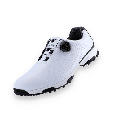 Fitgo Auto-Lacing Golf Shoe Black
