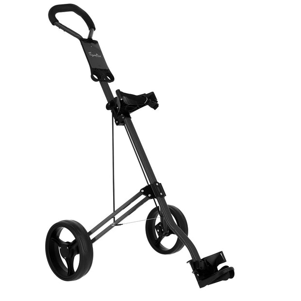 Prolite Pull Cart Gray