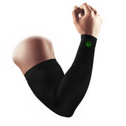 High Compression Arm Sleeves Pair Black