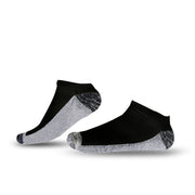 [Value Pack] Tour Athletic Low Cut Ankle Socks Black
