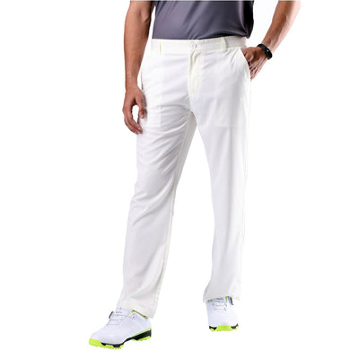 Mens Active Stretch Pant White
