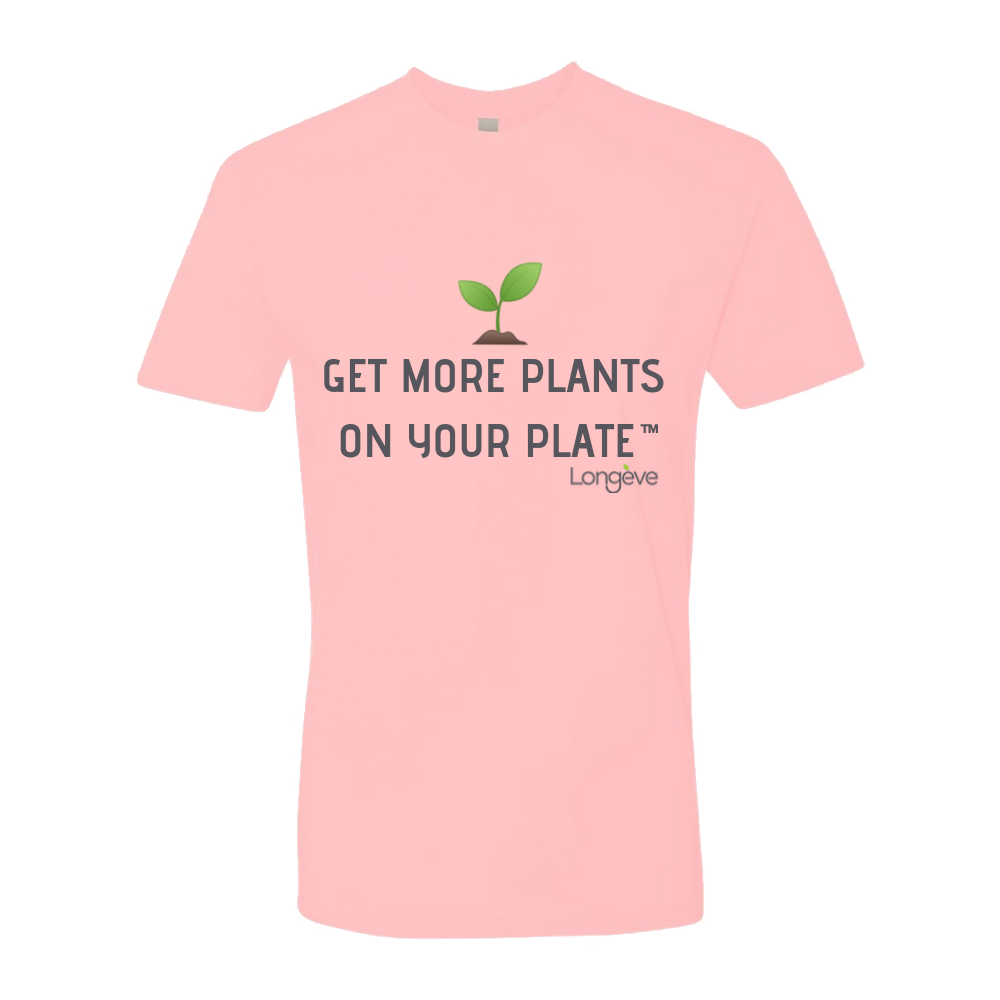 Unisex T-Shirt - Get More Plants On Your Plate™