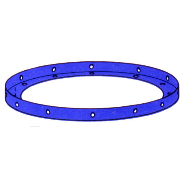 "FLANGED RING 9 7/8"" 167B"