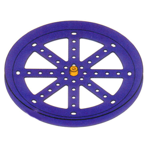 "PULLEY 6"" 19C"