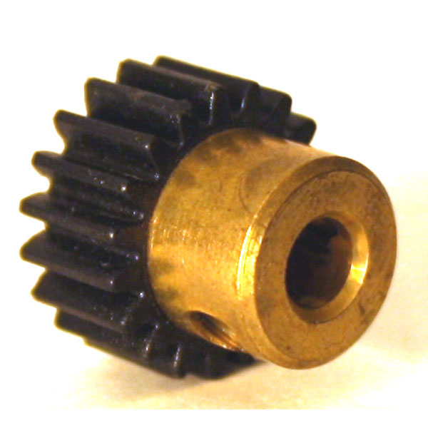 "PINION (PLASTIC) 1/2"" X 1/4"" 26*BP"