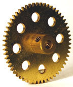 "GEAR WHEEL 57 TOOTH 1 1/2"" 27A"