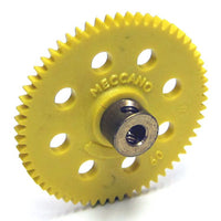 "GEAR WHEEL (PLASTIC) 60 TOOTH 1 5/8"" 27D*PB"