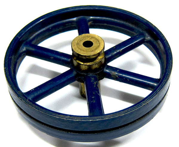 FLYWHEEL 132 1921 BLUE (E)