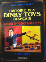 HISTORY OF FRENCH DINKY TOYS