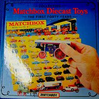 MATCHBOX THE FIRST FORTY YEARS