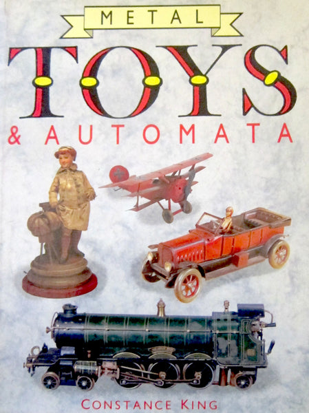 METAL TOYS AND AUTOMATA
