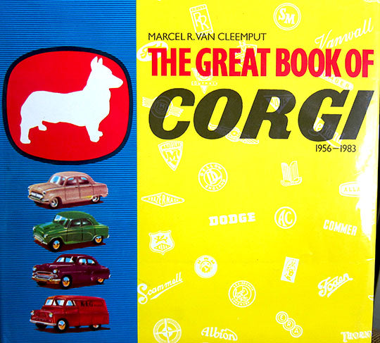 THE GREAT BOOK OF CORGI