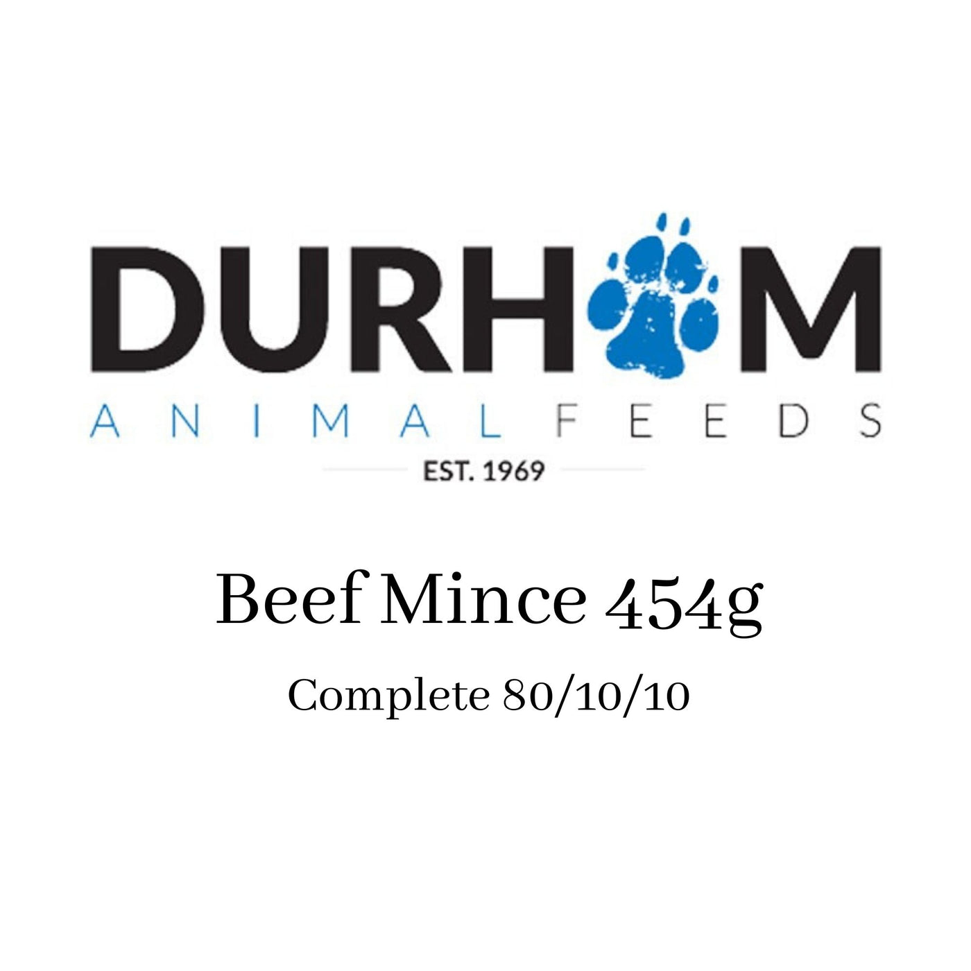 DAF - Beef Mince 454g
