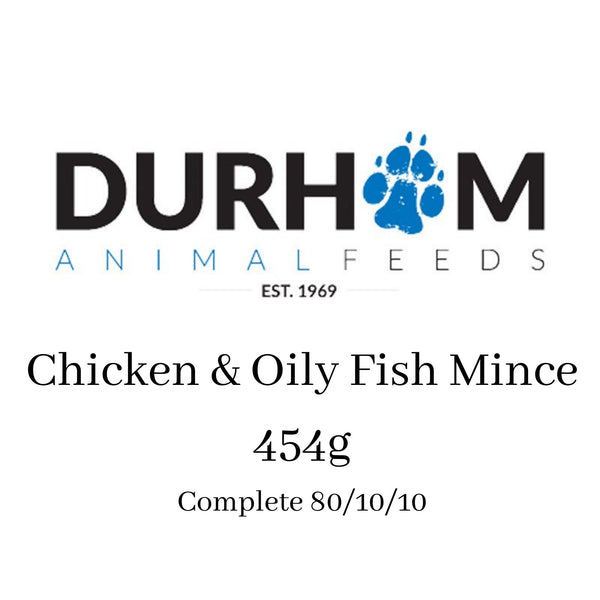 DAF - Chicken & Oily Fish Mince 454g